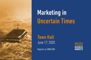 marketing in uncertain times town hall