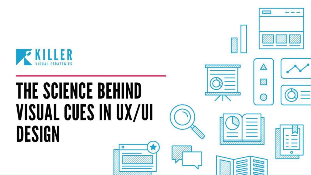 the science behind visual cues in ux/ui design
