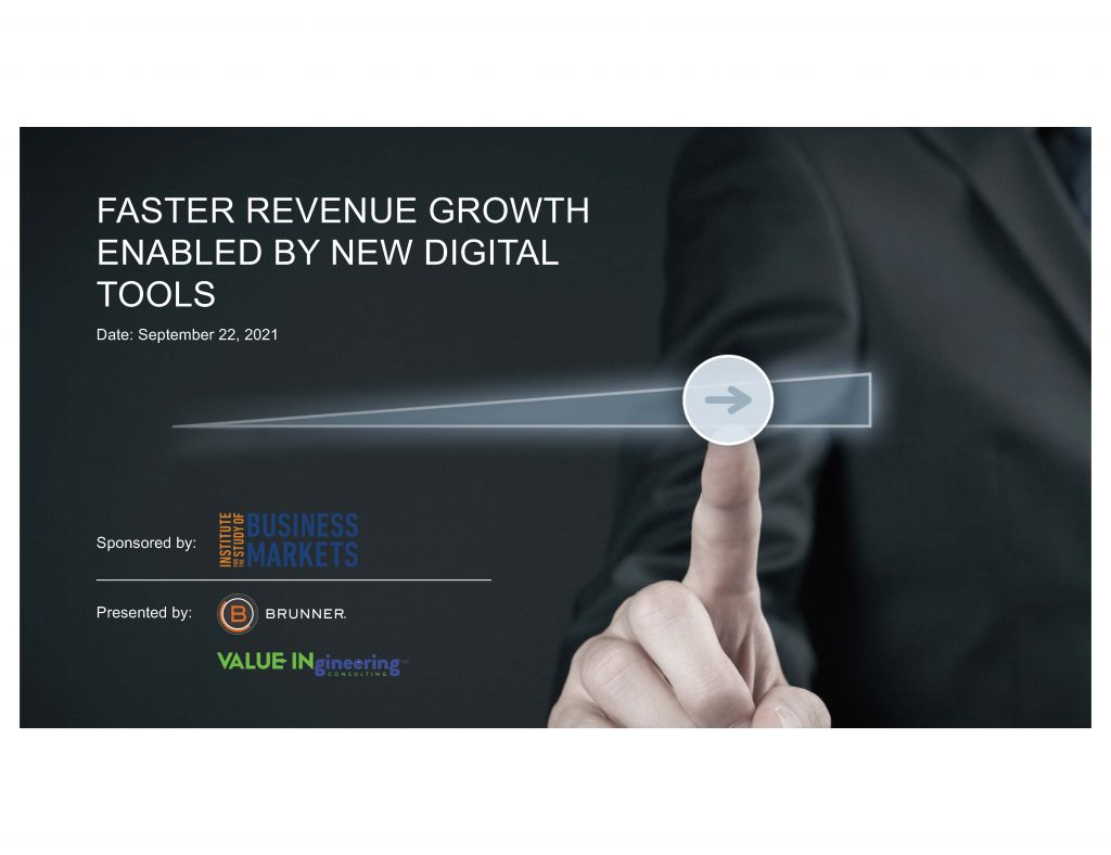 Image for webinar Faster Revenue Growth